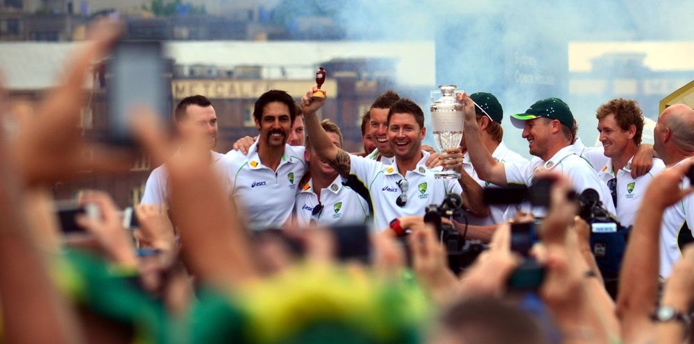 australia win the ashes best ever ashes team