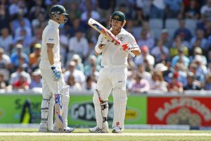 David Warner is not in the best ever ashes team