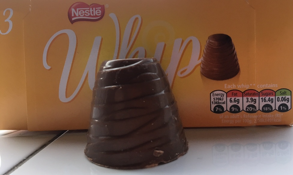 new nestle whip best ever sweets