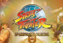 street fighter 30th anniversary