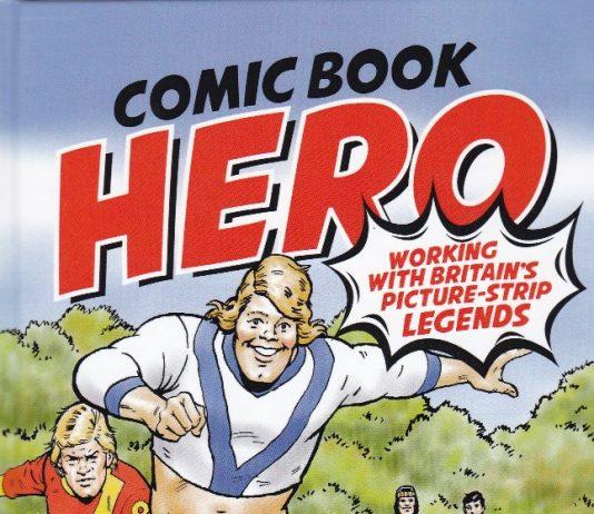 Comic Book Hero cover