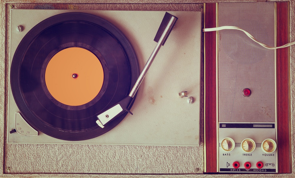 record player vinyl revival