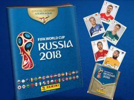 panini world cup album