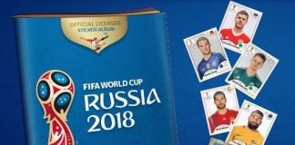 panini world cup album