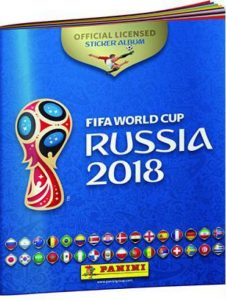 panini world cup book