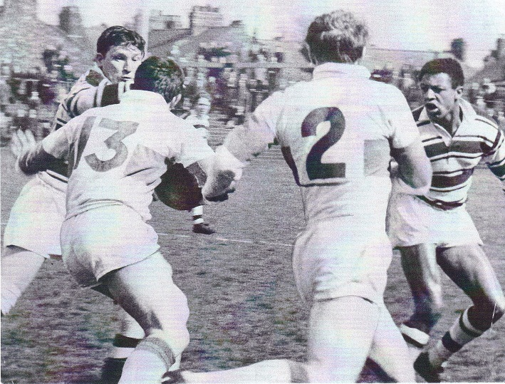 clive sullivan playing rugby league