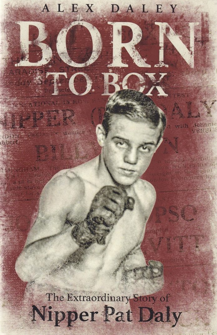 born to box book cover