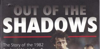 out of the shadows book review cover