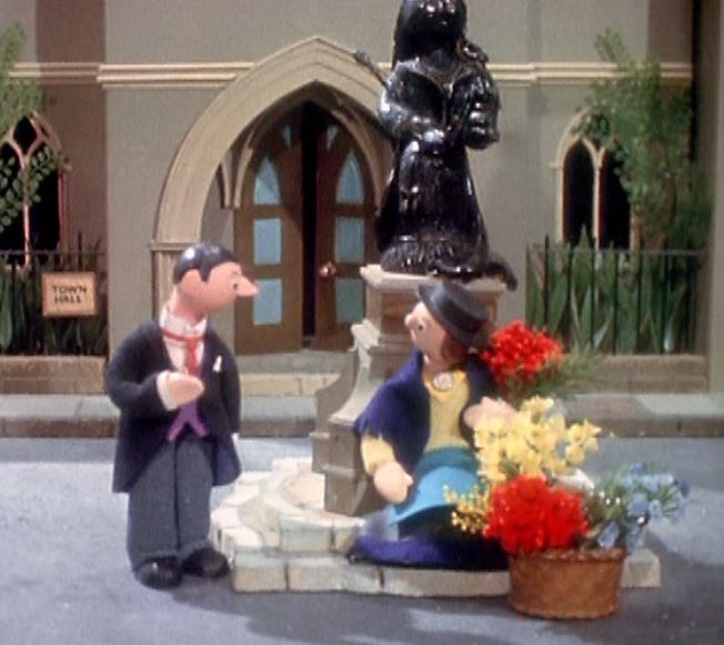 mrs cobbit and the town clerk