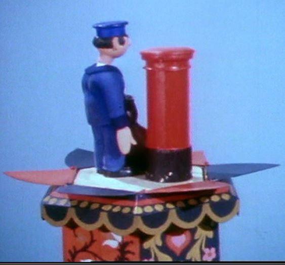 camberwick green postman musical box
