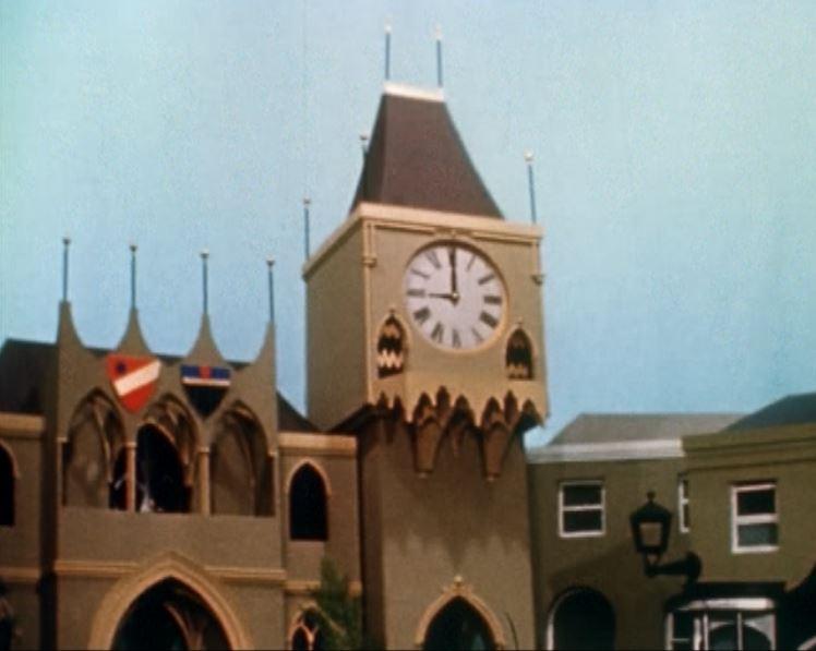 trumpton clock