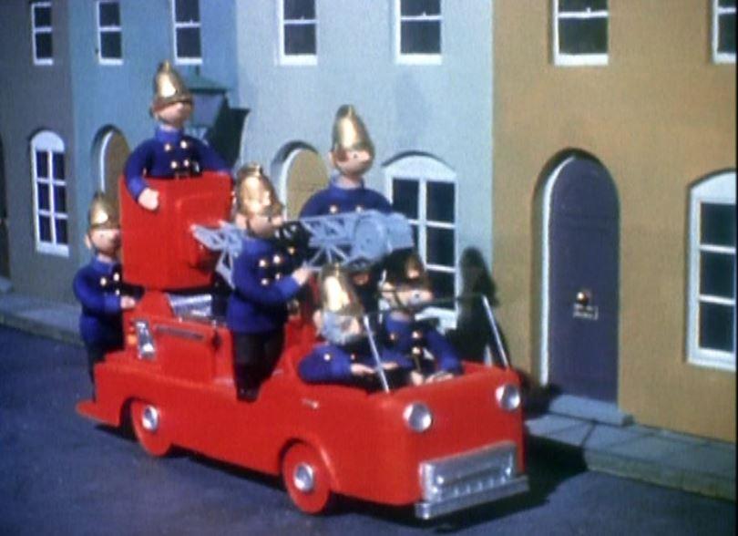 trumpton fire brigade